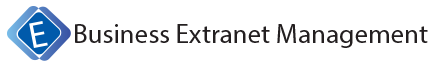 e Business Extranet Management logo